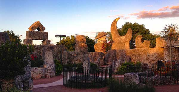 miami dowsers at coral castle